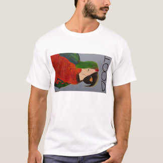 Orange Macaw t-shirt! T-Shirt