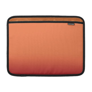 Orange MacBook Air Sleeves