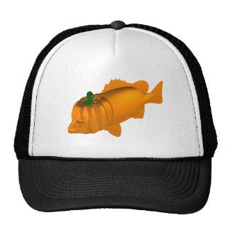 Orange Mangrove Jack Hat