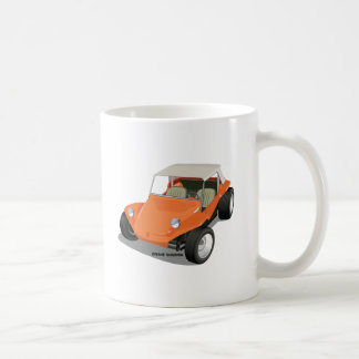 Orange Manx Only Coffee Mug