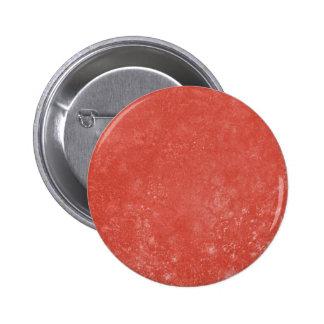 Orange Marble 2 Inch Round Button