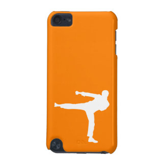 Orange Martial Arts iPod Touch 5G Cover