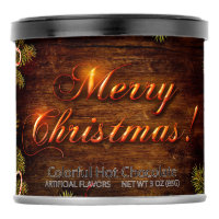 Orange Merry Christmas Hot Chocolate Drink Mix