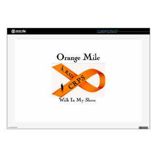 Orange Mile Logo 1a.jpg Laptop Decal