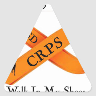 Orange Mile Logo 1a.jpg Triangle Sticker