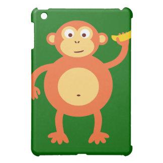 Orange Monkey Case For The iPad Mini