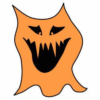 Orange Monster. Cutout