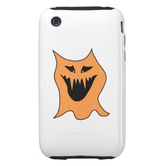 Orange Monster. iPhone 3 Tough Cases