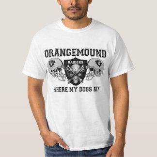 ORANGE MOUND RAIDERS TSHIRT