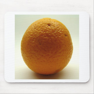 Orange Mouse Pads