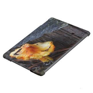 Orange Mushroom Case For iPad Air