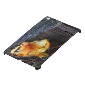 Orange Mushroom iPad Mini Cases