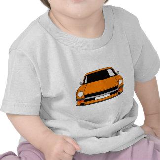 Orange Nissan 240z T shirt