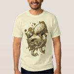orange octopus -Sep Shirt