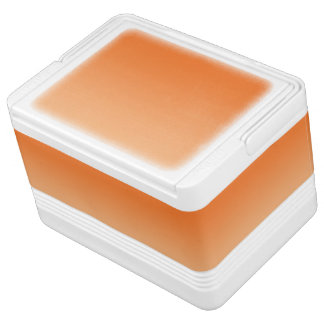 Orange Ombre Cooler