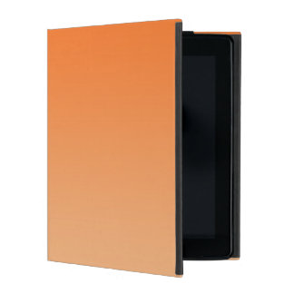 Orange Ombre iPad Folio Case