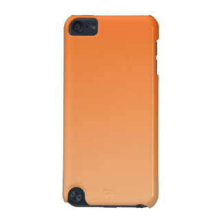 Orange Ombre iPod Touch (5th Generation) Cover