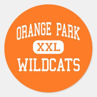 Orange Park - Wildcats - Junior - Orange Park Sticker