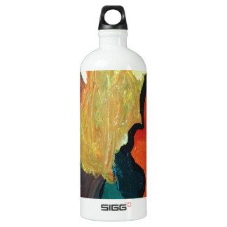 Orange Parrot SIGG Traveler 1.0L Water Bottle