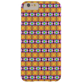 Orange Pattern Barely There iPhone 6 Plus Case