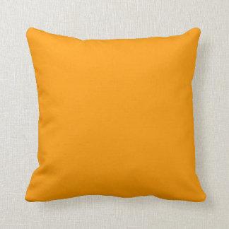 orange peach  pillow