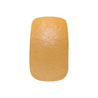 """""""orange peel minx nail wraps"""