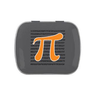 Orange Pi Symbol Jelly Belly Tin