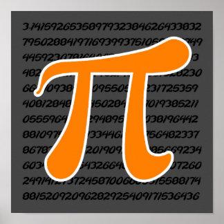 Orange Pi Symbol Print