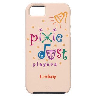 Orange Pixie Dust Players iPhone 5 Case