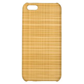 Orange Plaid Case iPhone 5C Cases