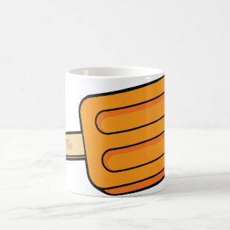 Orange Popsicle Bite Me Mug