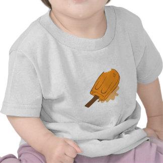 Orange Popsicle Tee Shirts