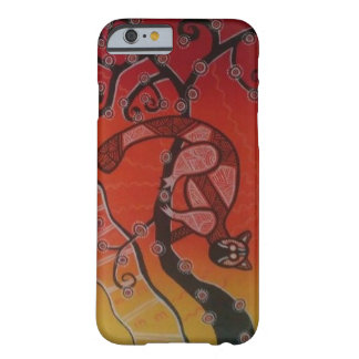 Orange Possum Barely There iPhone 6 Case