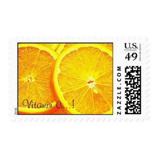 Orange Postage