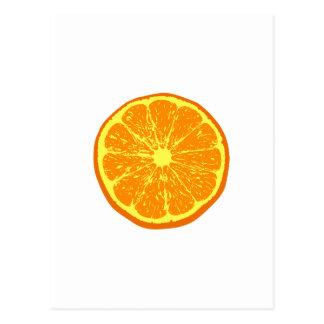 Orange: Postcard