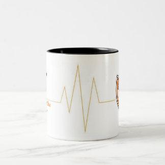 Orange Pulse Mug #7