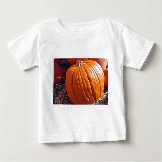 Orange Pumpkin Baby T-Shirt