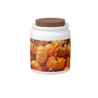 Orange Pumpkin/Gord Candy Dishes