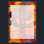 "Orange Purple Southwestern Saguaro Cactus Mosaic Dry-Erase Board<br><div class=""desc"">Orange Purple Southwestern Saguaro Cactus Mosaic in a funky collage of concentric circles that makes the shape of the famous cactus of the southwest in states like the Arizona desert. These make great Arizona novelty gifts. &quot;cactus&quot; &quot;southwestern&quot; &quot;Arizona&quot; &quot;saguaro&quot; &quot;cacti&quot; &quot;concentric circles&quot; &quot;unique&quot; &quot;colorful&quot; &quot;orange&quot; &quot;fun&quot; &quot;color&quot; &quot;Arizona gifts&quot; &quot;Arizona...</div>"