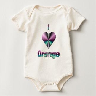 Orange -- Purple & Turquoise Creeper