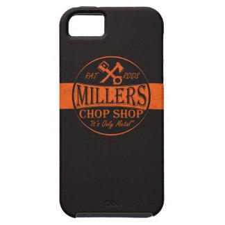 Orange Rat Rods Logo iPhone 5 Covers
