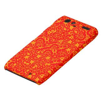 Orange & Red go ahead Droid RAZR Covers