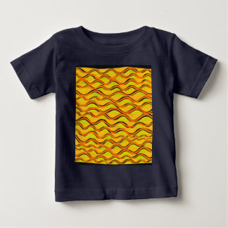 orange redlines that can't sees crossed baby T-Shirt