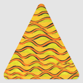 orange redlines that can't sees crossed triangle sticker