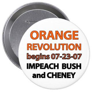 Orange Revolution Begins Pin