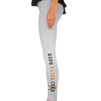 Orange Ribbon leggings for RSD/CRPS, MS, Leukemia
