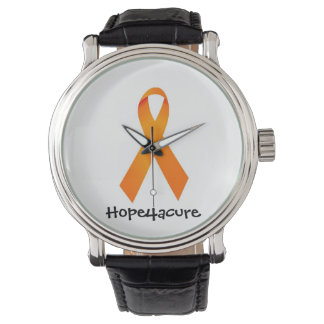 Orange Ribbon watch RSD CRPS Hope for a cure watch