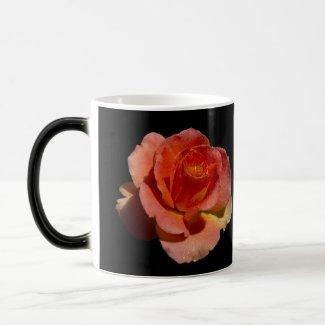 Orange Rose 2 Mother's Day zazzle_mug