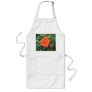 Orange Rose Aprons