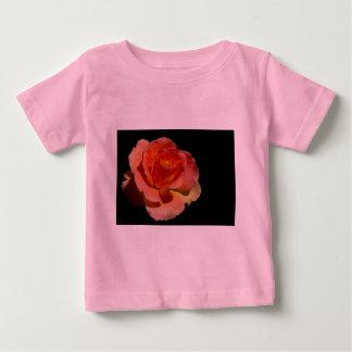 Orange Rose Baby T-Shirt